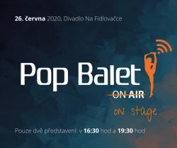 Video z představení Pop Balet ON STAGE